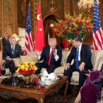 Trump, China's Xi Meet as Trade, North Korea Issues Loom