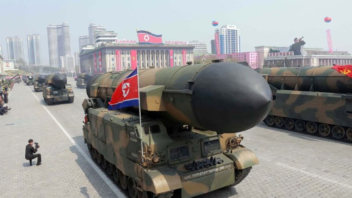 U.N. Condemns North Korea Missile Launch