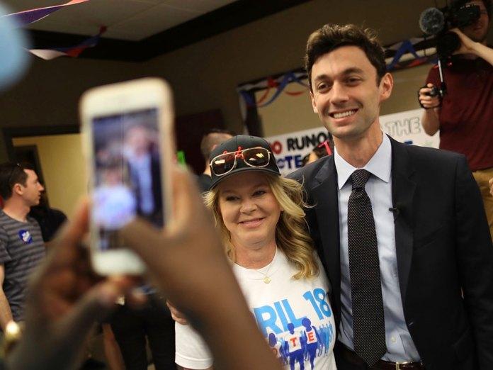 Upstart Democrat Leads in Georgia Race, Final Count Delayed