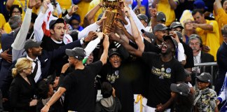 Golden State Warriors Are 2017 NBA Champs