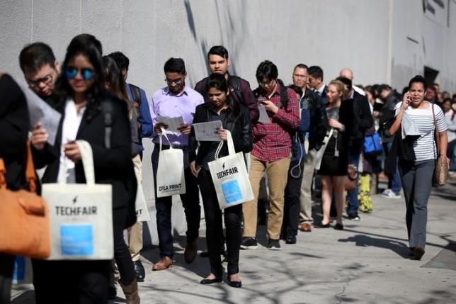 U.S. Job Growth Slows; Unemployment Rate Drops to 4.3 Percent