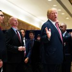 Trump Disbands Business Councils after CEOs Exit in Protest