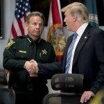 President Trump Met Florida Shooting Victims in Fort Lauderdale