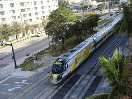 Man Struck and Killed by High Speed Train in Delray Beach