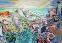 The Dreaming Mermaids of Lynda Zaleski