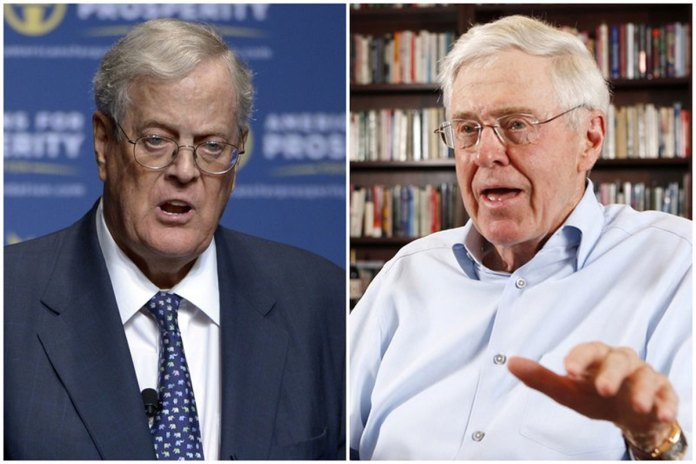 'Koch Brothers' Rebrand Underway, Still a Conservative Force