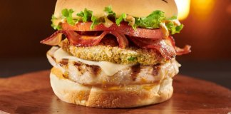 BurgerFi Adds Chicken Sandwich with Fried Avocado for a Cause