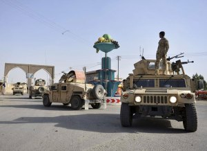 Taliban Offensive Exposes Fragile US Hopes for Afghan Peace
