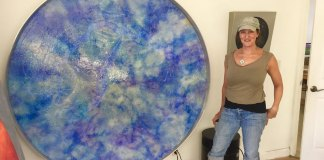 Dana Kleinman and Ruth Avra Kleinman Create Cosmic Pipelines
