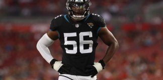 Jaguars Trade Pass-rusher Fowler to Rams for 2 Draft Picks