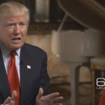 "President Trump vs Climate Change in CBS' ""60 Minutes"" Interview"