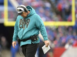 Jaguars Fire Offensive Coordinator after 7th Straight Loss