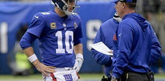 When Things Go Sour in the NFL, QBs Often are Changed