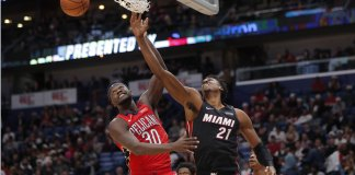 Richardson and Wade Lead Heat Past Pelicans 102-96