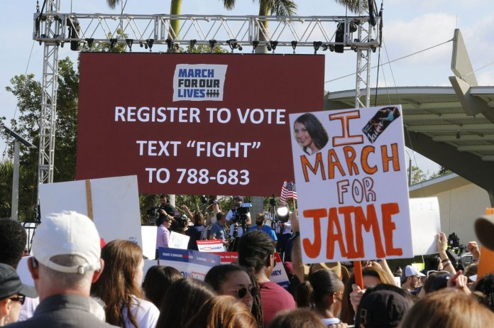 Florida's 2018 Youth Vote Swells over Previous Midterm