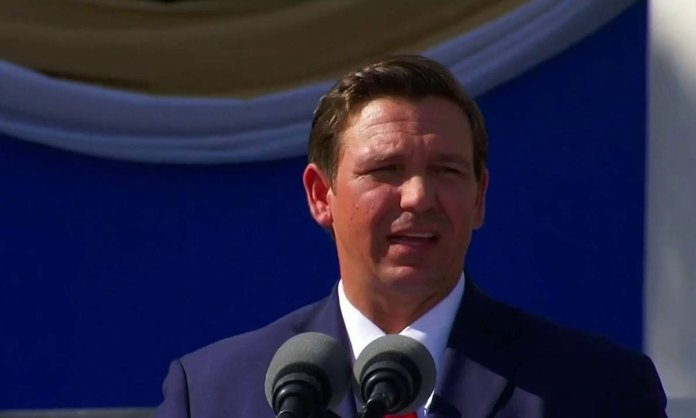 Gov. DeSantis Suspends Palm Beach County Elections Supervisor