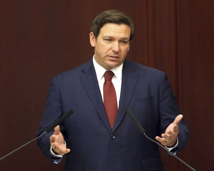 Questions Raised over DeSantis and his Cabinet Meeting in Israel