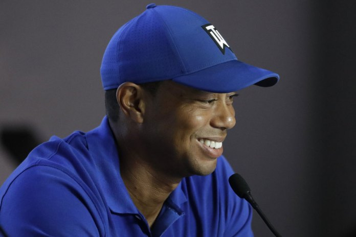 A Lot to Smile About as Tiger Returns to Pebble