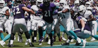 Baltimore Ravens Blow out Miami Dolphins in Season Opener