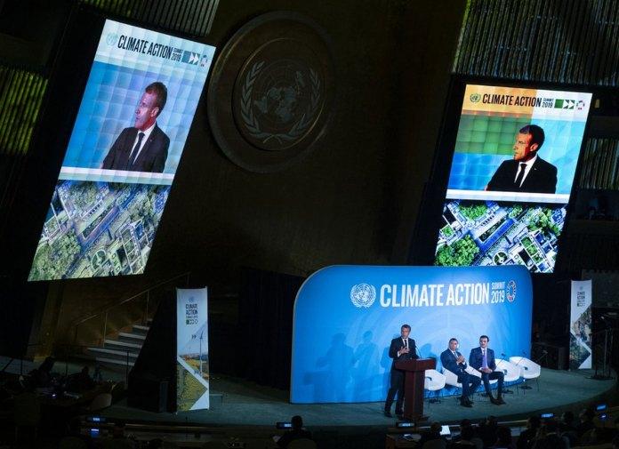 Plans, Frustration at UN Climate Talks