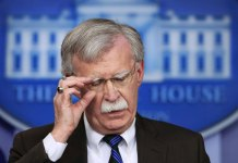 Trump Fired John Bolton, his Hawkish National Security Adviser