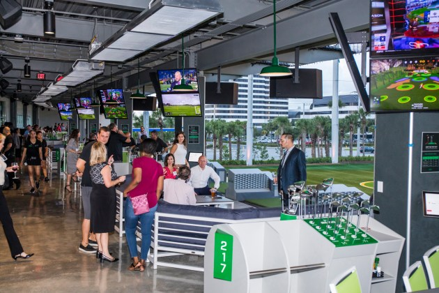 Drive Shack, the Palm Beaches' New Golf-themed Entertainment Attraction