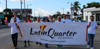 First Latin Quarter WPB Hispanic Heritage Month Parade