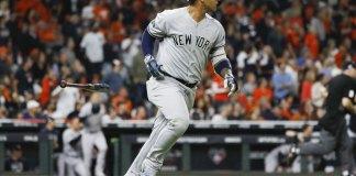 Torres, Tanaka Lead Yankees over Astros 7-0 in ALCS Opener