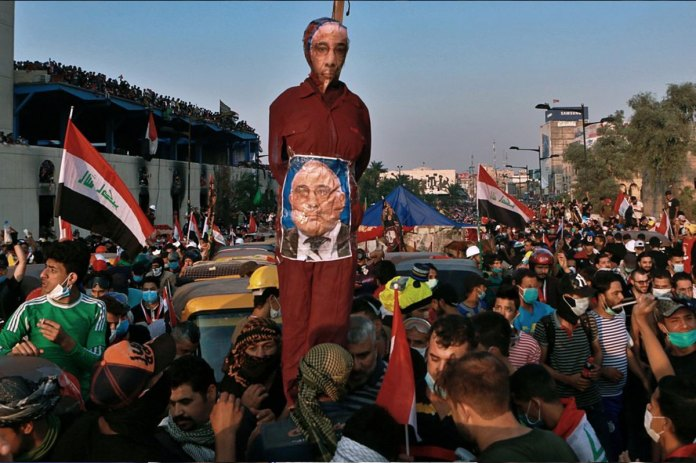 Iraq's PM Announces he'll Resign amid Worsening Crisis