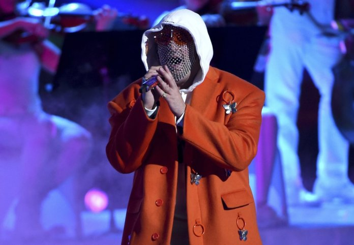 Latin Grammys CelebrateS 20 Years with Massive Performance bad bunny