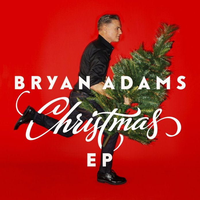 New Music to Get in the Holiday Mood Christmas by Bryan Adams