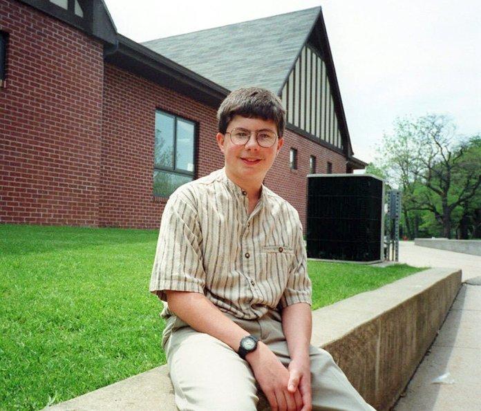 Pete Buttigieg Aimed High Early - Pete in 1996