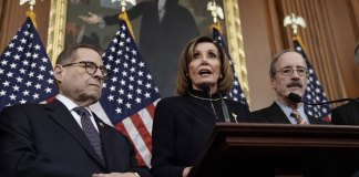 After Vote, Pelosi Stokes Impeachment Trial Uncertainty