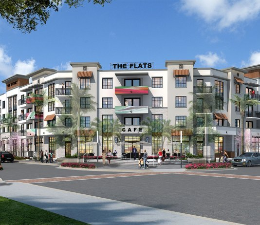 The District Flats Breaks Ground in West Palm Beach