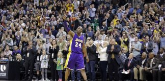 Kobe Bryant, NBA Legend, Dies at 41