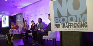 Worker Help Sought to Combat Super Bowl Human Trafficking