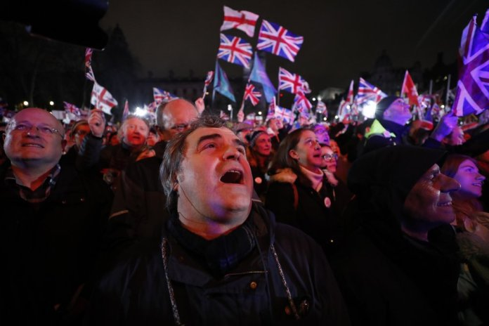 Britain Leaves the European Union, Leaps into the Unknown