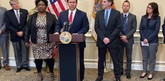 DeSantis declared the state of emergency At a news conference at the state Capitol