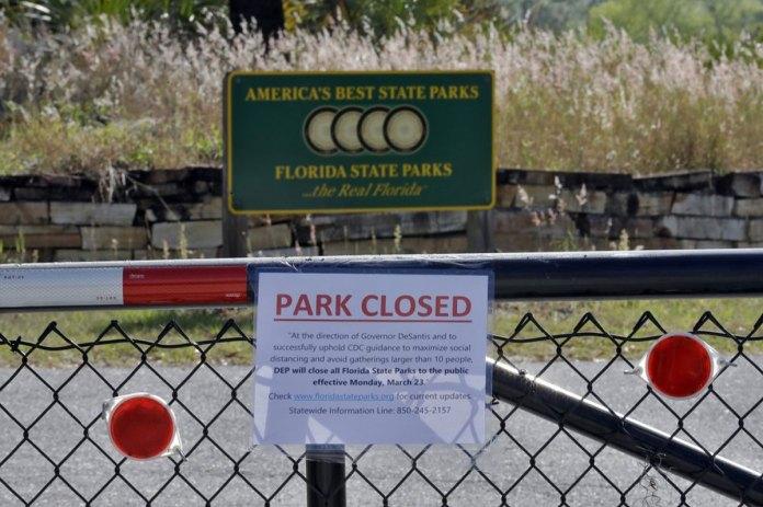 Gov. Ron DeSantis Orders New York Travelers to Quarantine