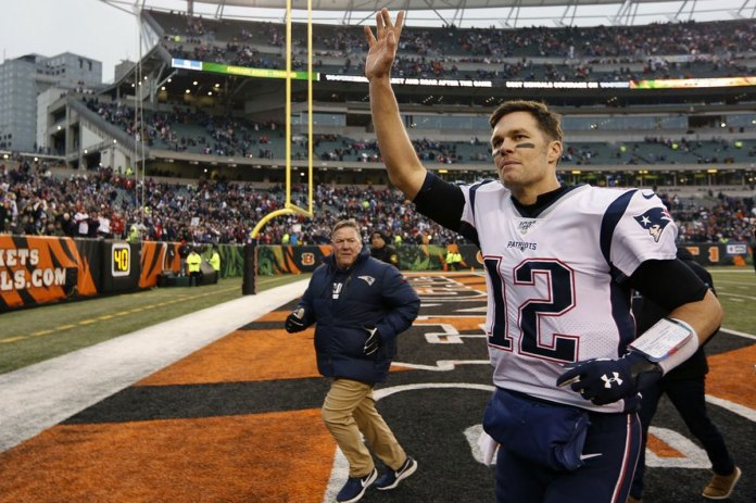 Playoffs-or-bust Should Be Brady's New Mantra