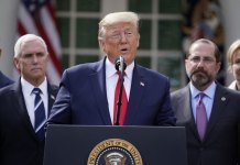 Trump Declares Virus Pandemic a National Emergency