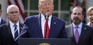 Trump Declares Virus Pandemic a National Emergency
