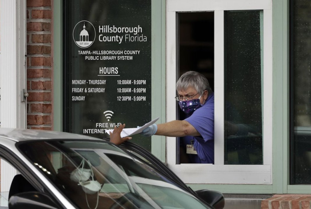 6% of Florida unemployment claims have been paid out