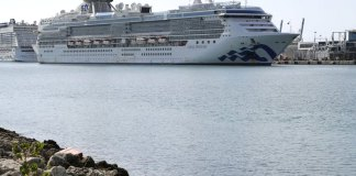 Another Cruise Ship with Virus Victims Docking in Miami