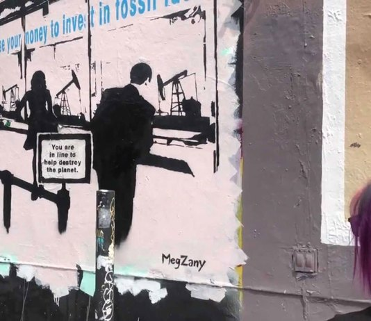 #EarthDay2020Halt: 500 street artists execute a worldwide protest