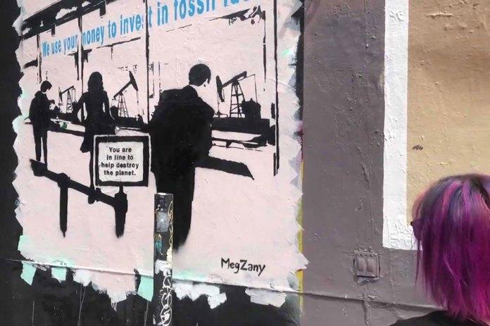 #EarthDay2020Halt: 500 street artists execute a worldwide protest