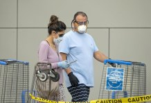 Florida coronavirus deaths exceed 220, cases top 12,300