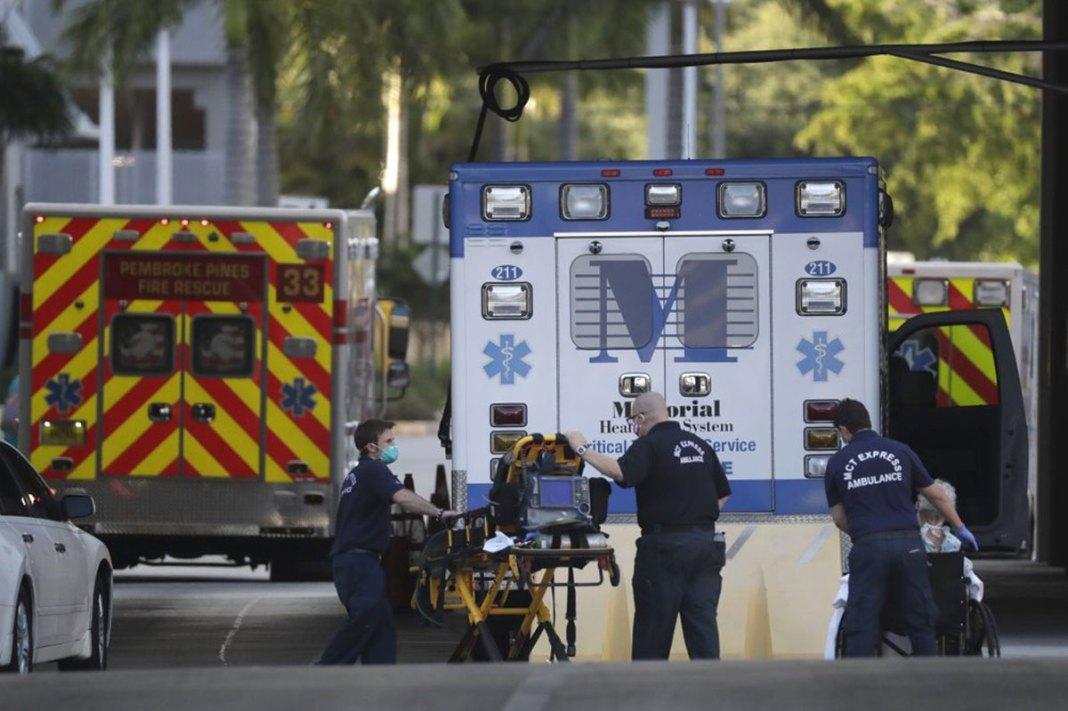 ER visits plummet across Florida, virus scares patients from care