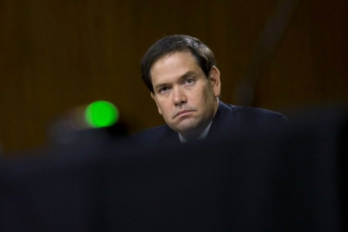 Sen. Marco Rubio named acting chair of intelligence panel