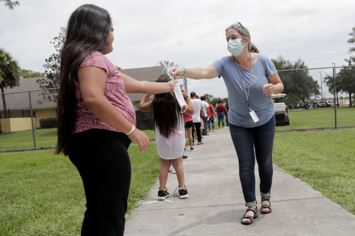 Migrant towns in Florida become coronavirus hot spots in US Gretel Cecerces